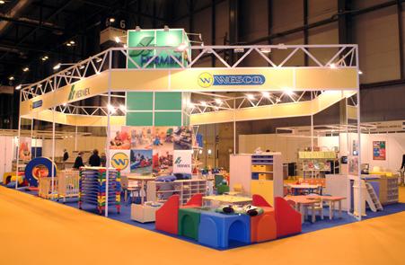 Hermex wesco mobiliario escolar infantil equipamiento - Mobiliario infantil sevilla ...