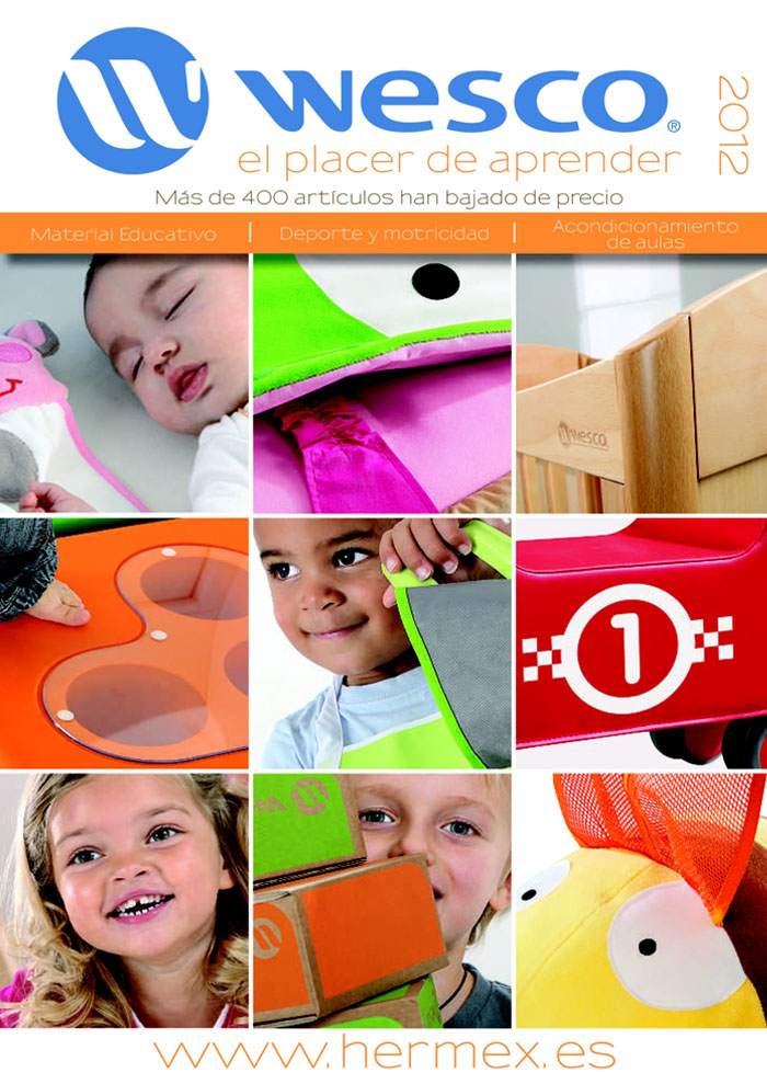 MATERIAL DIDACTICO WESCO 2012