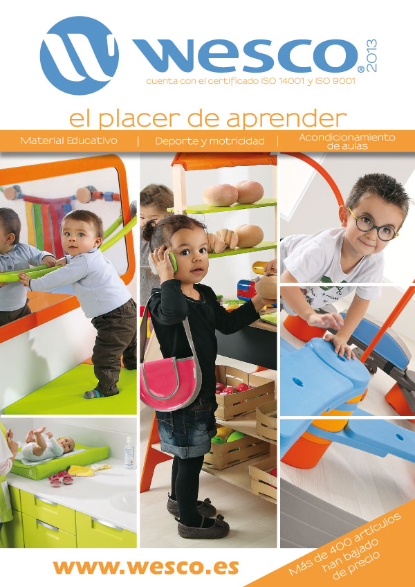 MATERIAL DIDACTICO WESCO 1