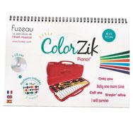 Color zik (pianot')
