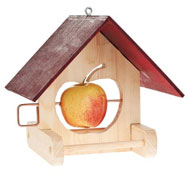 Casita manzana (210 x 210 x 200 mm)