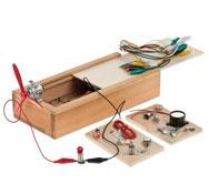 Caja para construcciones eléctricas básicas