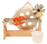 Máquina para hacer pompas de jabón