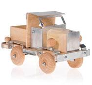 Auto antiguo de colección pick-up