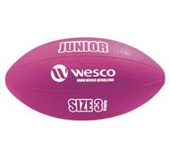 Balón de rugby junior tamaño 3 la unidad
