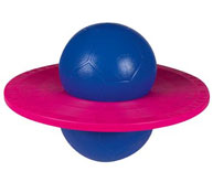 Balón de equilibrio la unidad