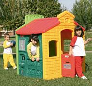 Casa multiactividades