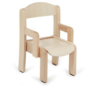 Chair with europa arms rests rests (00)