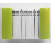 Juego protector radiadores -