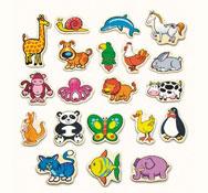Animales iman 20 piezas