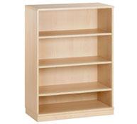 Medium cupboard 110 cm with 3 shelves
