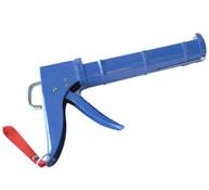 Pistola de silicona cremallera