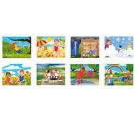 8 puzzles el tiempo