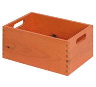 Cubeta madera mediana