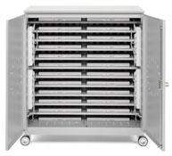 Armario movil para almacenar/cargar 32 portatiles