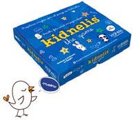 El juego de Kidnelis en Inglés