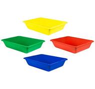 Bandeja de experimentación 4 colores lote de 4