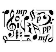 Símbolos musicales magnéticos set1 21