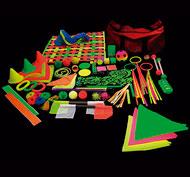 Gran set de materiales uv