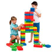 Construcción bricks  big 48 piezas 48