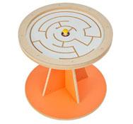 Mesa de juego el laberinto