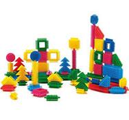 Contrucción pinchos 50 piezas unidad