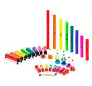 Gran pack de aula arcoiris