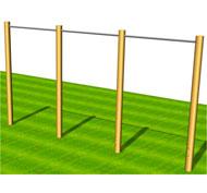 3 barras fijas ps29b