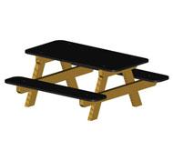 Mesa pequeña para niños ptab
