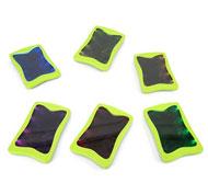 Conjunto mini-pizarras con luz Pack de 6 unidades