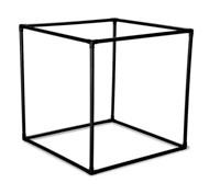 Cubo para guaridas pequeño 100 cm
