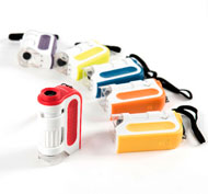 Microscopios de mano Pack de 6 unidades