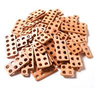 Estructuras numéricas de madera tts Pack de 80 unidades