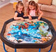 Alfombrilla mundo activo - océano