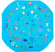 Alfombrilla mundo activo - alfabeto