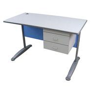 Basic teacher table 120x60cm Gray