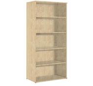 Direccion - armario a.178 con 4 estantes