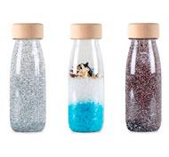Botellas sensoriales el hielo pack 3 unidades