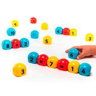 Bloques de números magnéticos set de 22 piezas