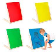 Espejos móviles colores set de 4
