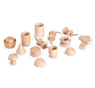 La cesta de los tesoros set de 20 piezas