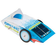 Automóvil solar (techcard)