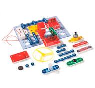 Kit construir un circuito eléctrico 198 experiencias el conjunto