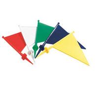 Banderines de marcaje lote de 5