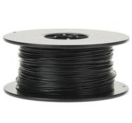 Cable múltiples hebras, 0,14 mm2, negro 100 m