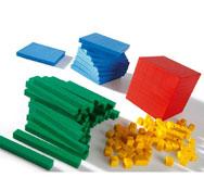 Base 10 multicolor kit completo el conjunto