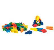 Clacks de construcción lote de 40