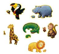 Mis primeros puzzles progresivos gigantes miguel y sus amigos el conjunto