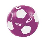 Balón de fútbol bimateria tamaño 4 la unidad