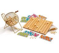 Juego de lotería y tablero de control el juego